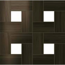 Aston Wood Dark Oak Mosaic Lap